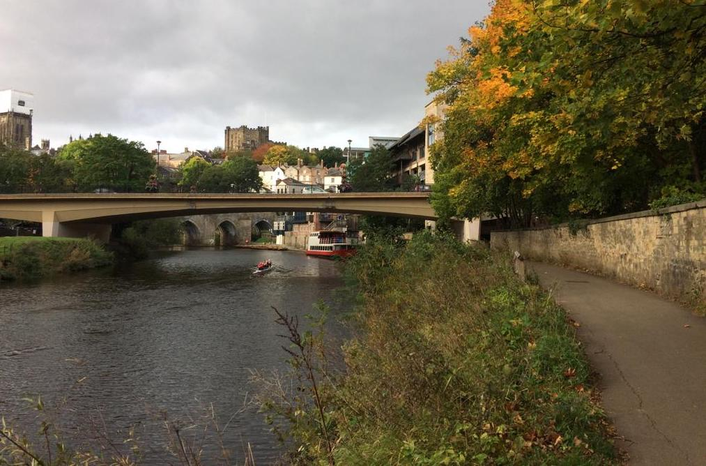 Durham in Autumn 2018