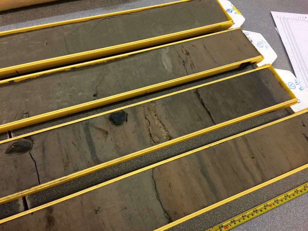 Spending time at BOSCORF and the NOC in Southampton gave me the opportunity to get more familiar with sediment cores
