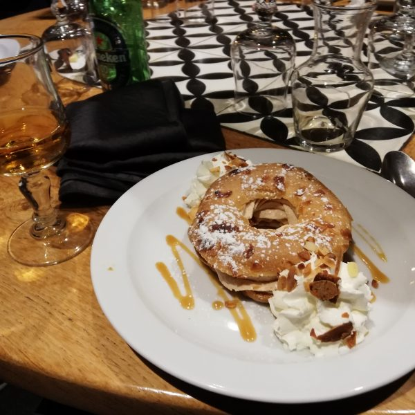 French dessert - Paris Brest