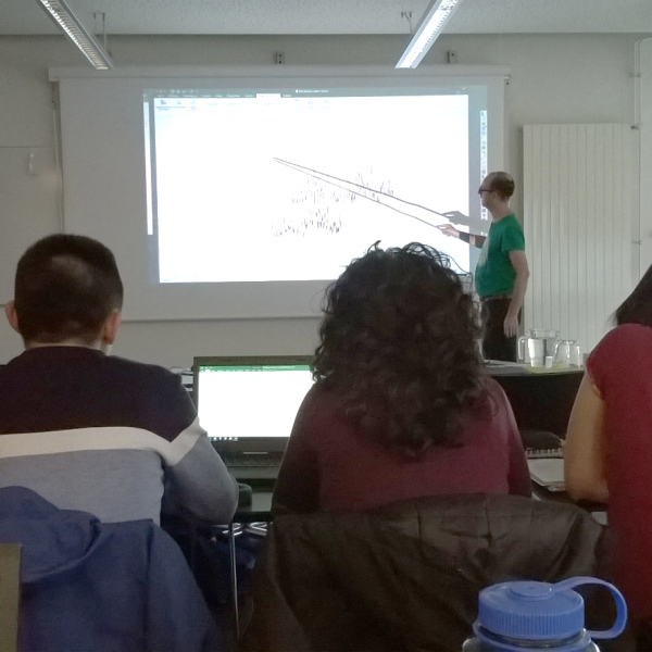 IODP seminar on core correlation and splicing